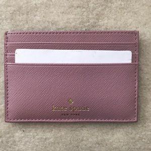 NWT Kate Spade Card Case